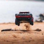 Arrma Mojave V2 6S BLX Brushless 1/7 4WD Desert Racer (Red/Black) - ARA7604V2T2
