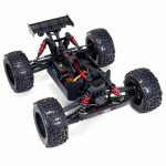 Arrma Notorious V5 6S BLX Brushless 1/8 Monster Stunt Truck (Black) - ARA8611V5T1