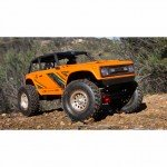 Axial 1/10 Wraith 1.9 4WD Brushed Rock Crawler with 2.4Ghz Transmitter (Orange) - AXI90074T1