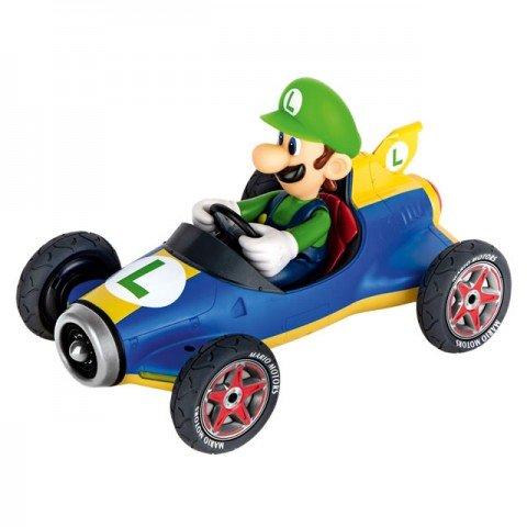 Carrera RC Mario Kart Luigi (TM) Mach 8 RC Car with 2.4Ghz Radio System (Ready-to-Run) - CA181067