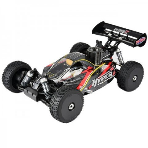 HoBao Hyper 7 TQ2 Sport 1/8th Off-Road Turbo 21 Nitro Buggy - HBM7-TQC21DG