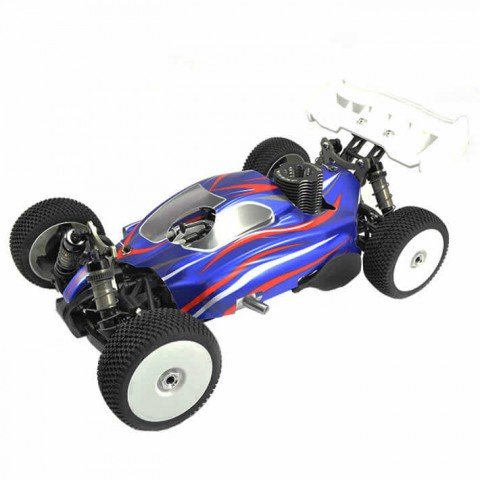 HoBao Hyper SS 1/8th RTR Buggy with .21 Engine and 2.4Ghz Radio System - HBSS-C21B