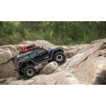 Redcat Racing Everest Gen7 PRO 1/10 4WD Rock Crawler with 2.4GHz Radio System (Black Edition) - RC00001