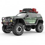 Redcat Racing Everest Gen7 PRO 1/10 4WD Rock Crawler with 2.4GHz Radio System (Green Edition) - RC00002