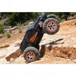 Traxxas Summit 4WD Monster Truck with TQi 2.4GHz Radio System (Orange) - TRX56076-4ORA