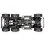 Traxxas TRX-6 Mercedes-Benz G63 AMG 1/10 6x6 Trail Crawler Truck (Black) - TRX88096-4BLK