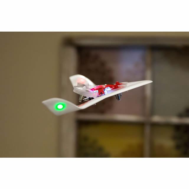 Blade Inductrix Switch Air VTOL Multirotor Plane Drone