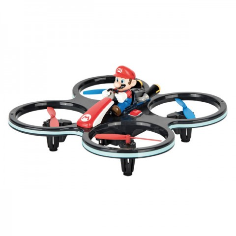 Carrera Nintendo Mario Mini Quadcopter Drone (Ready-to-Fly) - CA503024