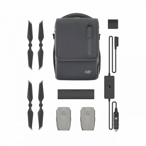 DJI Mavic 2 Fly More Kit with Lithium Battery, Charger, Carry Case and More - FLYMOREKIT