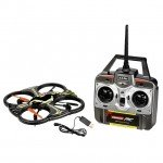 Carrera CRC X1 RC Quadcopter Drone with 2.4Ghz Radio System - CA503001