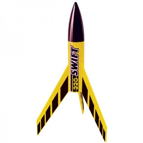 Estes 220 Swift Mini Rocket Model Kit Skill Level 1 - ES0810