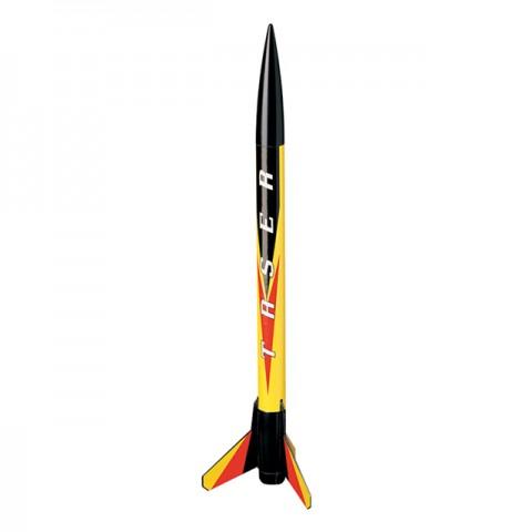 Estes E2X Taser Rocket Model Kit with Launch Set - ES1491