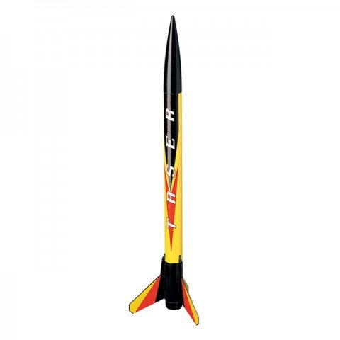 Estes E2X Taser Rocket Model Kit with Launch Set - ES1491