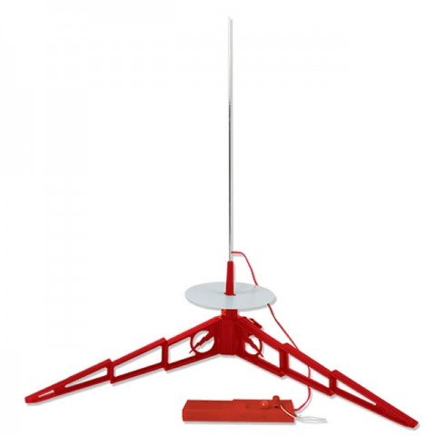 Estes Porta-Pad II Launch Pad and Electron Beam Controller for Model Rockets - ES2222