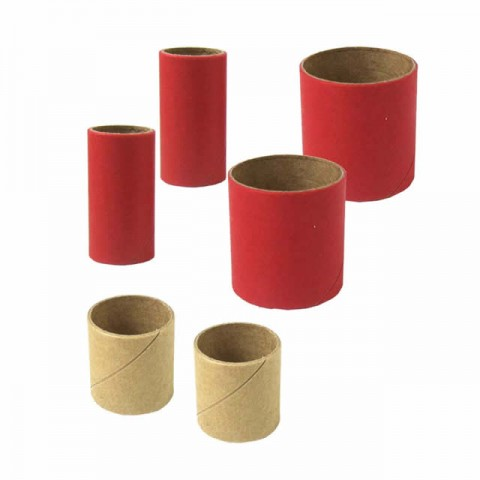Estes BT5, BT20 and BT50 Model Rocket Body Tube Couplers (Pack of 6) - ES3176