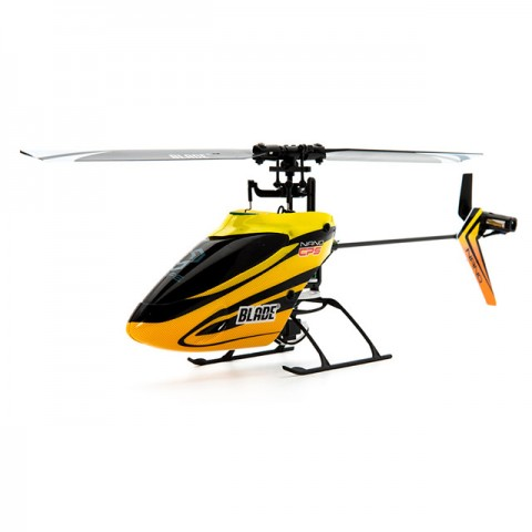 Blade Nano CP S Ultra Micro Helicopter with SAFE Technology (Ready-to-Fly) - BLH2400