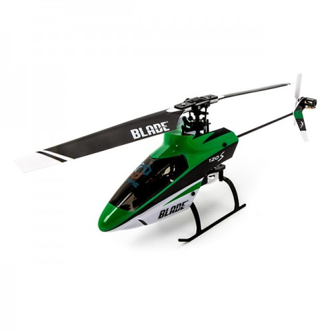 Blade 120 S Sub-Micro Helicopter with SAFE Technology (Bind-N-Fly) - BLH4180