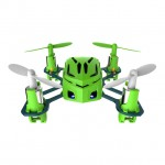 Hubsan Q4 Nano Micro Quad Copter Gift Box Edition (Green) - H111G