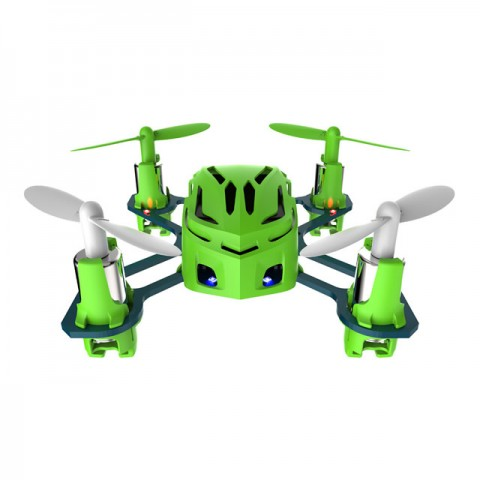 Hubsan Q4 Nano Micro Quad Copter Gift Box Edition (Green) - H111G