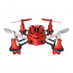 Hubsan Q4 Nano Micro Quad Copter Gift Box Edition (Red) - H111R