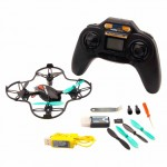 HobbyZone Zugo Micro Quadcopter Drone with 2MP HD Camera (Ready-to-Fly) - HBZ8700