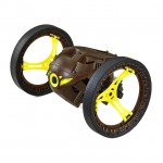 Parrot Mindrone Jumping Sumo Rolling Robot with Camera (Brown) - PF724002AA