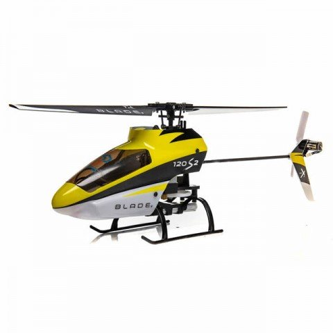 Blade 120 S2 Fixed Pitch Micro Helicopter with SAFE Technology (Bind-N-Fly) - BLH1180
