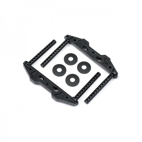 HPI Bullet Body Mount Set - 101293
