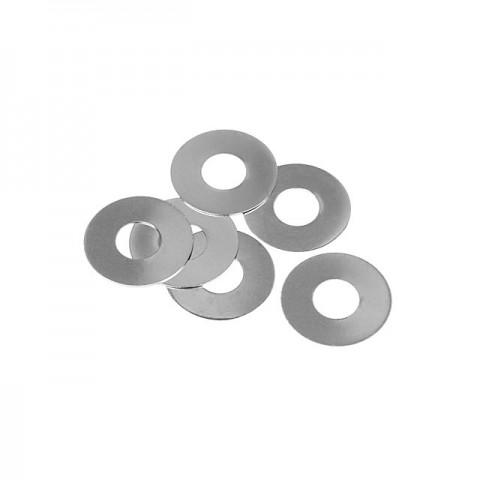 HPI Washer 6x15x0.2mm (6 Washers) - 86972