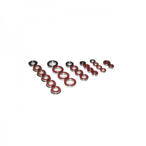 Answer-RC Team Losi 8ight and 8T Full SP Bearing Set (24 Bearings) - ANSBRL801