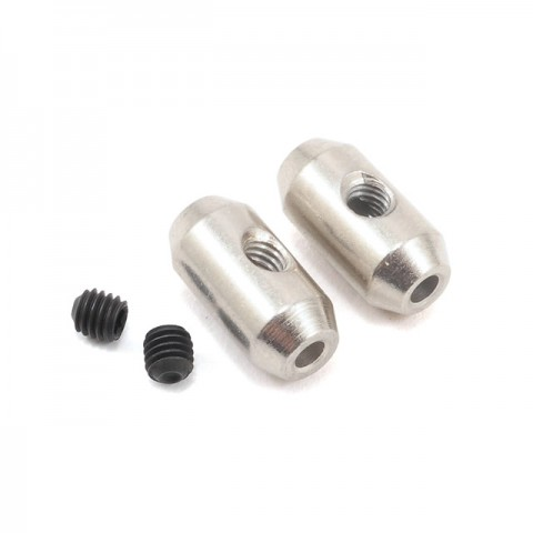 Blade 450 3D and Blade 400 Flybar Weight (Set of 2 Weights) - BLH1606