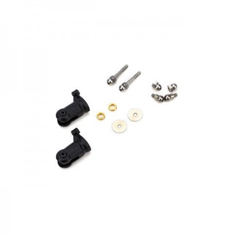 Blade 450 3D Tail Rotor Blade Grip Holder Set - BLH1670