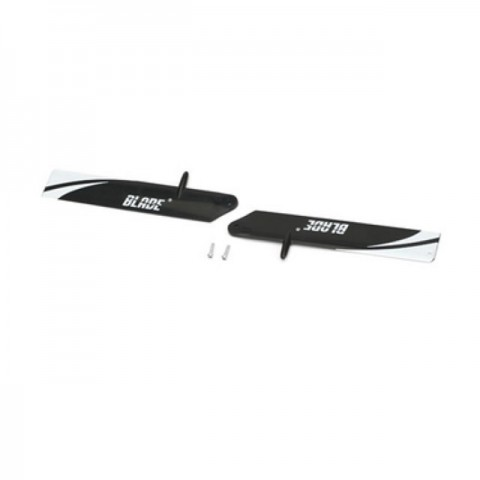 Blade mCP X and Blade mCPX V2 Fast Flight Main Rotor Blade Set with Screws - BLH3511