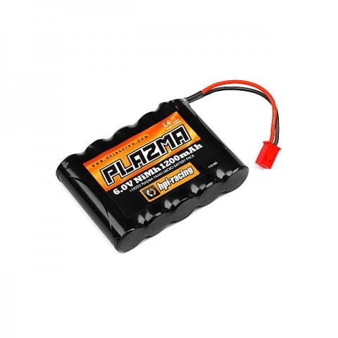 HPI Racing Micro RS4 Plazma 6v 1200mah NiMh Battery Pack - 110203