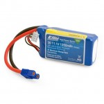E-flite 1350mAh 3S 11.1v 30C LiPo Battery with EC3 Connector for Blade 300 X - EFLB13503S30