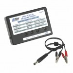 E-flite 11.1v 3S 1.8A DC LiPo Battery Balancing Charger - EFLC3115