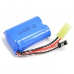 FTX Comet Li-Ion 1000mAh Battery with Mini Tamiya Connector - FTX9106