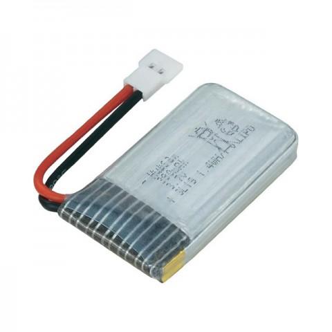 Hubsan X4C Micro Camera Quad Copter Spare 3.7V 380mAh LiPo Battery - H107-A24