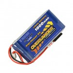 Overlander Digi-Power 1000mAh 2S 7.4v LiPo Battery Receiver Pack - OL-1568