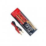 Overlander Sport Track 6500mAh 2S 7.4v 25C LiPo Battery with Hard Case - OL-2147