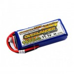 Overlander Supersport 11.1v 35C 3S 1600mAh LiPo Battery - OL-2565