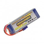 Overlander Supersport 2900mAh 3S 11.1v 35C LiPo Battery with EC3 Connector - OL-2776