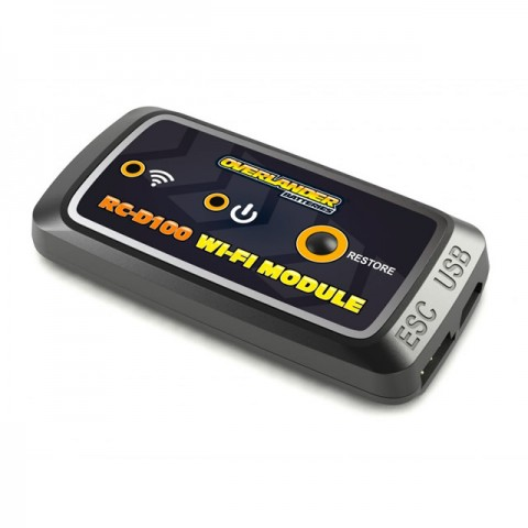 Overlander Wi-Fi Module for the RC-D100 AC/DC Dual Balance Charger - OL-2984