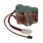 Overlander 5000mah 6V NiMh Hump Battery Pack SubC for 1/5th Scale - OL-3125