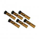 Overlander 220mAh 1S 3.7v 45C LiPo Battery Upgrade for Blade Inductrix (Pack of 6) - OL-3196
