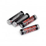 Team Orion Rechargeable AA 1.2v 2700mAh NiMh Battery (Pack of 4 Batteries) - ORI13502