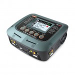 Sky RC Q200 AC/DC Quad Balance Charger/Discharger for LiPo, LiFe, NiMh Batteries - SK-100104