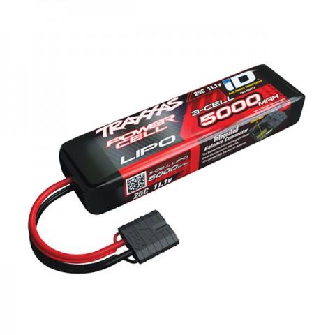 Traxxas 5000mAh 11.1V 3S 25C LiPo Battery ID Connector - TRX2872X