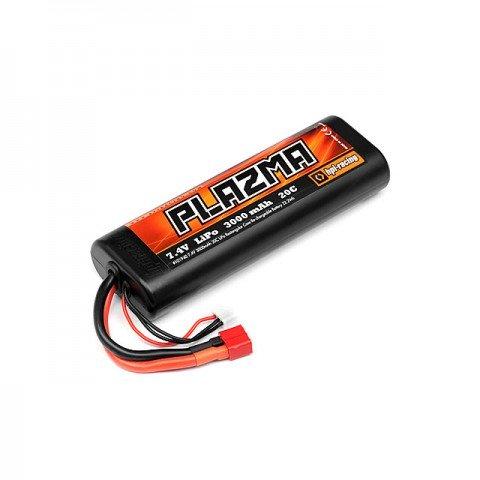 HPI Plazma 7.4v 3000mAh 20C LiPo Stick Pack Battery with Deans Plug - 101940