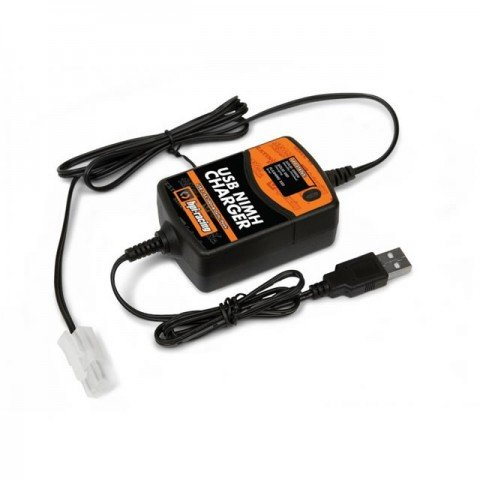 HPI USB 2-6 Cell 500mA NiMh Delta-Peak Battery Charger - 160048